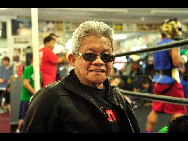 Kauna unahang coach ni Manny Pacquiao tuklasin natin kung paano niya ito pinalakas!!!