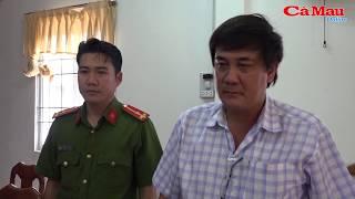 Cà Mau:Thông tin chính thức vụ bắt 2 cán bộ Phòng khám đa khoa Sông Đốc