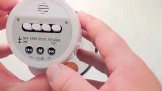 Ручной мегафон РМ-14СЗП видео обзор