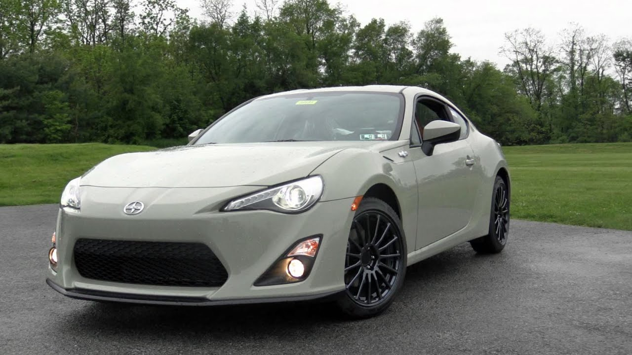 2016 scion fr s release series 2 0 review youtube. Black Bedroom Furniture Sets. Home Design Ideas