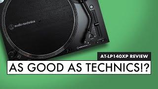 AS GOOD AS TECHNICS!? - Audio …