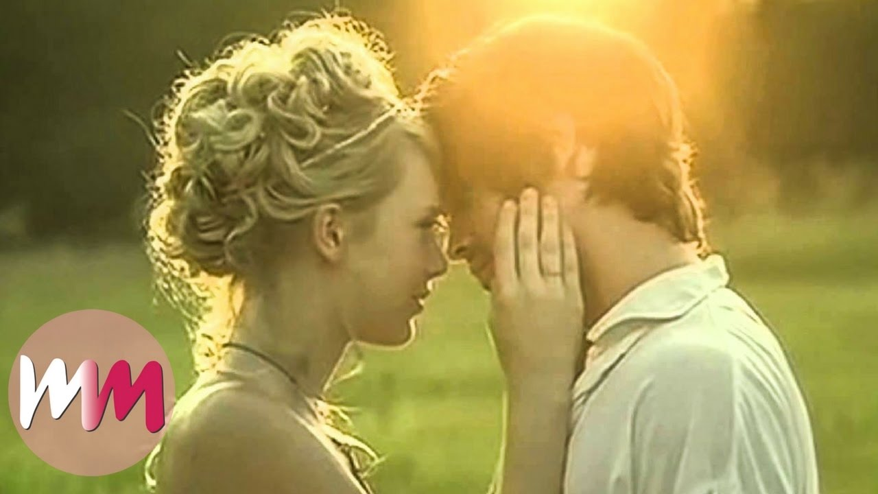 Top 10 Most Romantic Music Videos Of All Time Youtube