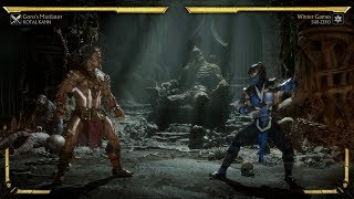 MK11: Kotal Kahn Gameplay & Character Breakdown