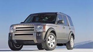 Подержанные Авто Land Rover Discovery 3 ( 2004 - 2009 )