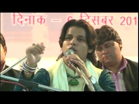Mohsin Salman Zafar Nizami By Jai Bheem Wale Hain At Naveen School Karol Bagh on 6th Dec 2015
