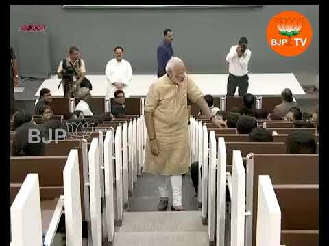 PM Narendra Modi inaugurates GMERS Medical College in Vadnagar, Gujarat