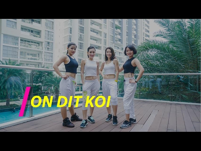 On Dit Koi | Merrengue/Belly dance | Lazum3 | Zumba Dance Workout for weight loss | Nhảy Zumba