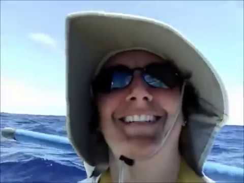 "Singlehanded Transpac 2014 on ""Elise"" Long Video"