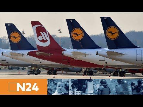 Insolvente Airline: Lufthansa übernimmt große Teile der Air Berlin
