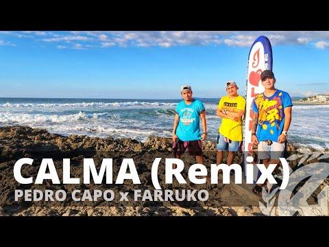 CALMA (Remix) by Pedro Capo x Farruko | Zumba | Pre Cooldown | Kramer Pastrana