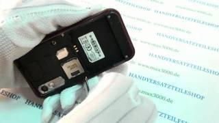 Reparaturanleitung Samsung GT S5230 disassembly Display Touch Cover Oberschale.mp4(Sansung GT-S5230 selbst reparieren, wir zeigen wie es geht. Display reparieren Displayglas wechseln, Oberschale austauschen. Lautsprecher, Hörmuschel ..., 2010-11-15T23:47:45.000Z)