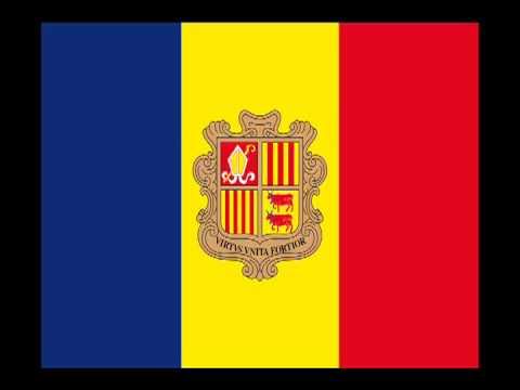 ♬ ♫ ♬ ♫ ♬ ♫ Andorra National Anthem El Gran Carlemany (The Great Charlemagne) ♬ ♫ ♬ ♫ ♬ ♫