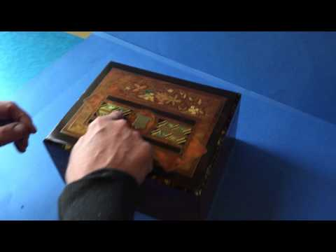Victorian Antique Jewellery Box For Sale Online