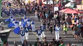 Garey HS - The Gallant Seventh - 2015 LACF Marching Band Competition