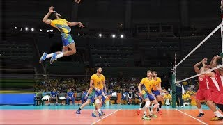 Spiking techniques in volleyball