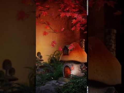 [Samsung Theme Live Wallpaper] Autumn Village_playl