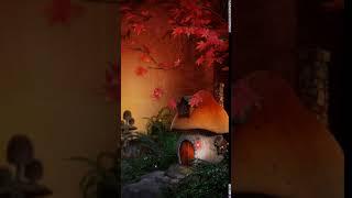 [Samsung Theme Live Wallpaper] Autumn Village_playl screenshot 2