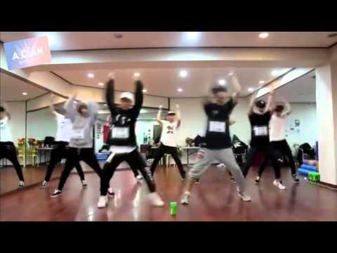 [#에이션] A.CIAN - TOUCH (DANCE VER. MIRRORED)