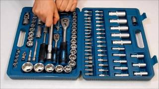 Набор инструментов Hyundai K108 (108 предметов)(Приобрести набор можно на нашем сайте: http://instrument-tsentr.com.ua/p58153426-nabor-instrumentov-hyundai.html Набор инструмента HYUNDAI K..., 2016-07-22T18:03:43.000Z)