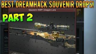 CS GO - Best Dreamhack Souvenir Skins Unboxed Part 2! New Lores, Masterpieces, & More!