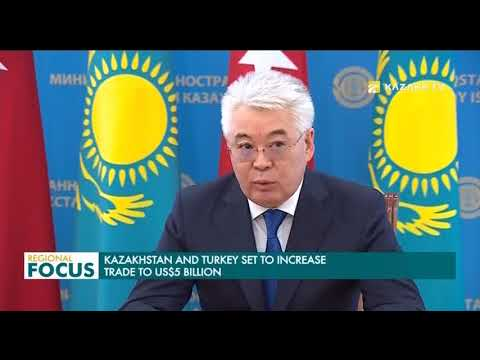 Kazakhstan and Turkey Expand Cooperation