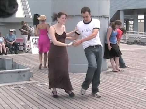 Swing Dance Virginia Beach