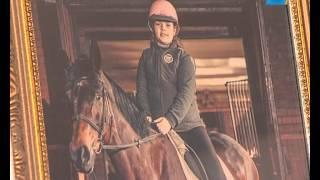 10.04.14 Такая жизнь. Дружба девочки и лошади.