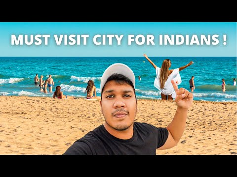 Every Indian should visit this city   Antalya Vlog Hindi     Hidden Gem in Turkey !  