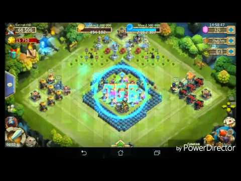 Castle Clash More Epic Arena Runs