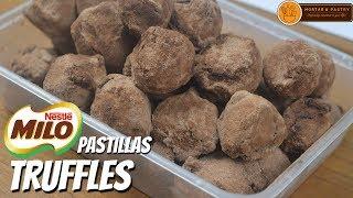 MILO PASTILLAS TRUFFLES | Ep. 93 | Mortar and Pastry