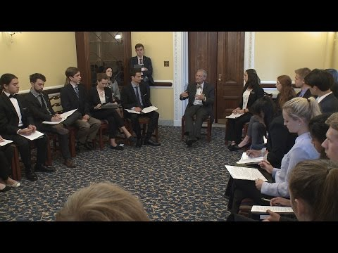 MMS 2016 DC - First Day of Congressional Interviews: Kennedy, Blumenauer, Donovan