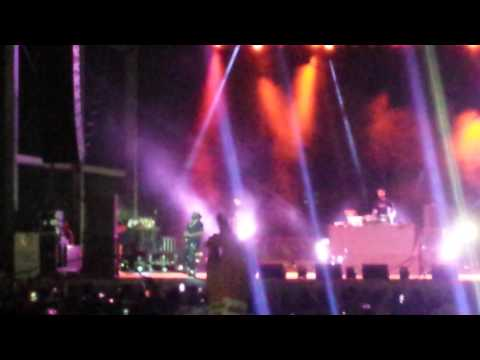 T-Pain live in concert at the Pima County Fair 2017