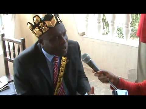 Interview with His Majesty King F. A. Ayi from the Republic of Togo