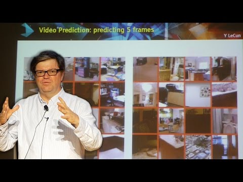 RI Seminar: Yann LeCun : The Next Frontier in AI: Unsupervised Learning