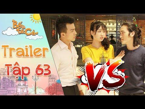Bố là tất cả   trailer tập 63: Hoàng Bách nóng giận vì Minh Nghĩa luôn làm Linh Giang khổ tâm