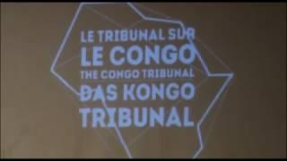 """KAMERHE A MUSHINGA ET WALUNGU POUR LA  PROJECTION DU FILM """" TRIBUNAL SUR LE CONGO"""""""