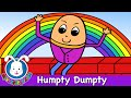 Gambar cover Humpty Dumpty Sat On A Wall | Humpty Dumpty Nursery Rhymes