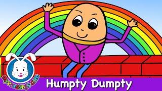Repeat youtube video Humpty Dumpty   Nursery Rhymes