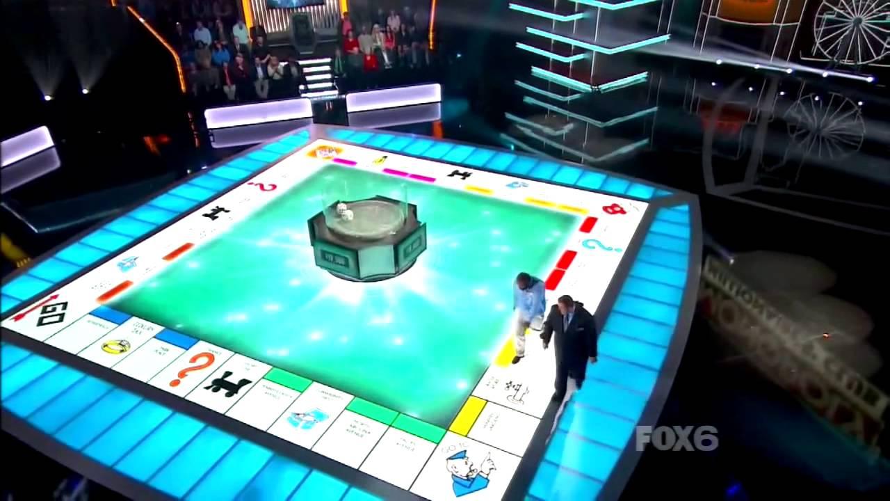 Monopoly Millionaires Club Winner 1