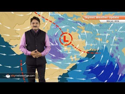 Weather Forecast for July 8: Good Monsoon rains in Vidarbha, Uttar Pradesh, Madhya Pradesh