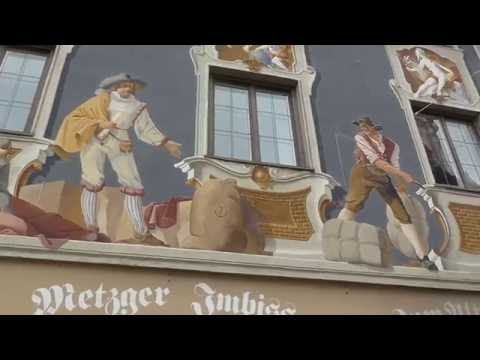 Visit Chaming Little Mittenwald, Bavaria's Most Beautiful Village