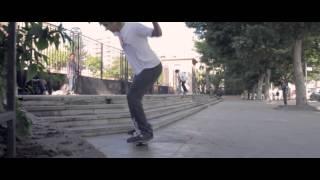 Slipping: Skate's Impact on Egypt (Trailer)