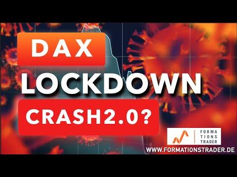 DAX: LOCKDOWN-CRASH 2.0 oder Kaufchance???
