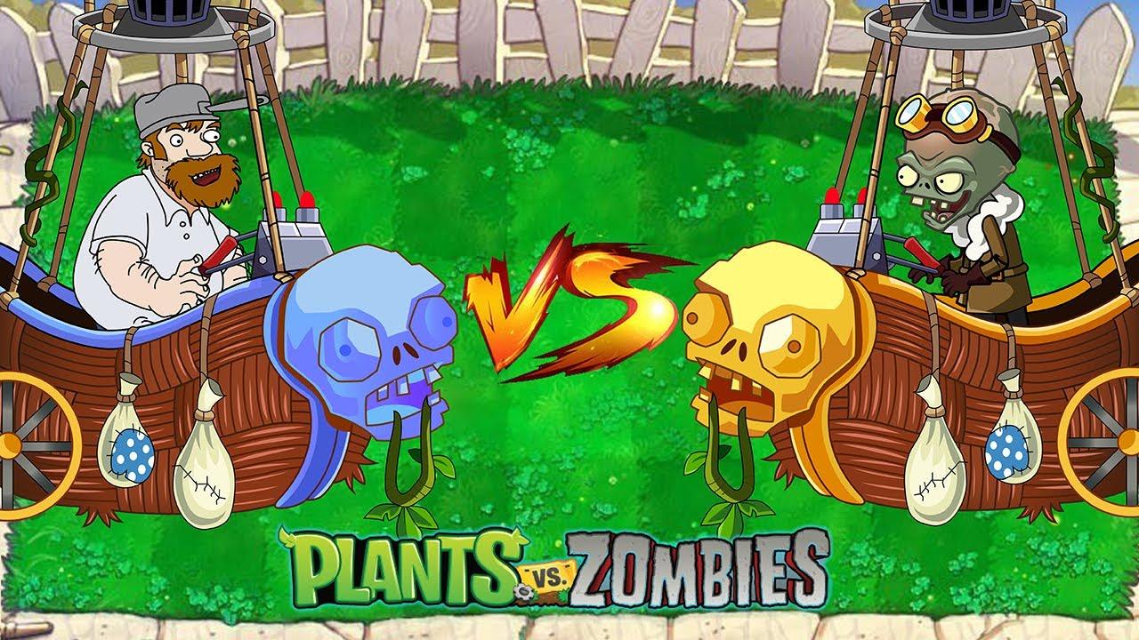 DAVE VS DR. ZOMBOSS (PvZ 2) - Episode 3 - Plants Vs Zombies: Garden Warfare 2