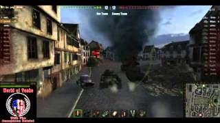 World of Tanks #1: Hell Yeah in Himmelsdorf