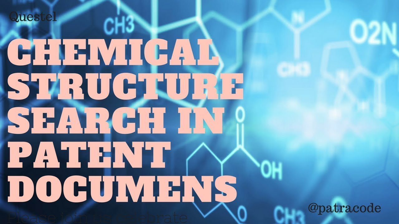 How to conduct Chemical Structure Search in Patent Documents?
