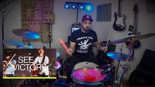 Download See A Victory | Live | Elevation Worship / Drum Cover By Sergio Torrens Mp3 and Videos