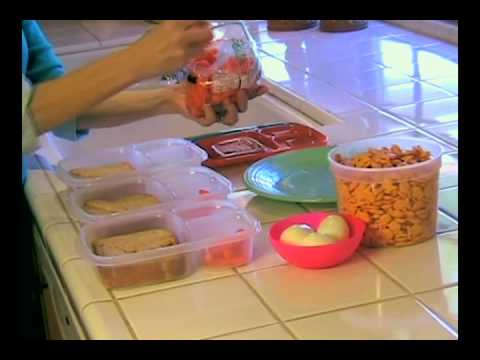 Pack Lunch Boxes FAST with EasyLunchboxes