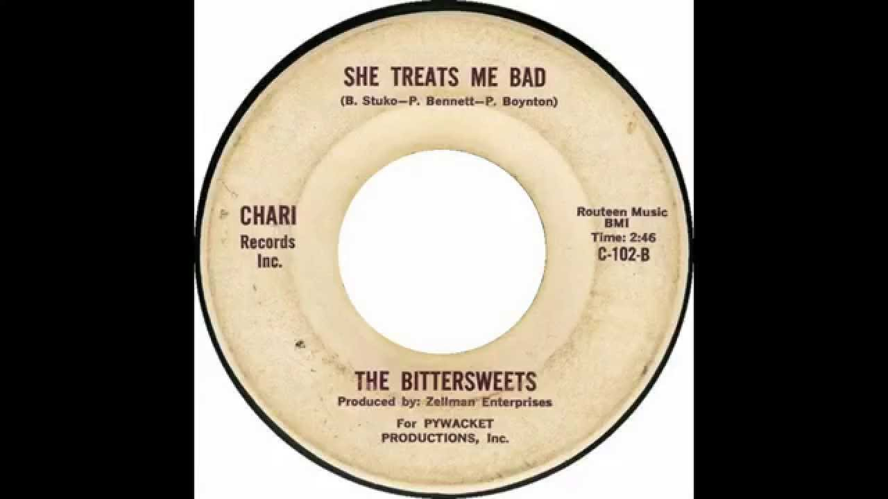 Download The Bittersweets - She Treats Me Bad