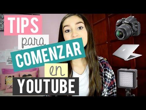 Tips/Editores para tu canal de YouTube